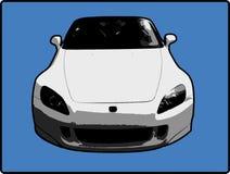 Illustrazione di Acura RSX Fotografia Stock Libera da Diritti