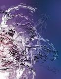 Illustrazione di alta tecnologia 3D Fotografia Stock