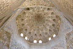 Illustrazione di Arabesque sul soffitto Fotografia Stock