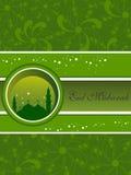 Illustrazione di celebrazione del eid di vettore Immagini Stock