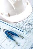 Illustrazione di costruzione Immagini Stock Libere da Diritti