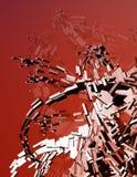 Illustrazione di fantascienza Fotografia Stock