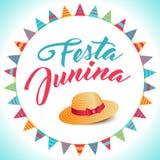Illustrazione di Festa Junina - festival del Brasile giugno royalty illustrazione gratis
