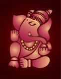Illustrazione di Ganesh Fotografie Stock