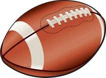 Illustrazione di gioco del calcio Fotografie Stock Libere da Diritti