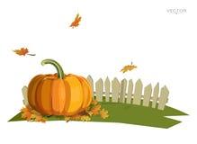 Illustrazione di giorno di ringraziamento Fotografie Stock