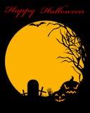 Illustrazione di Halloween royalty illustrazione gratis