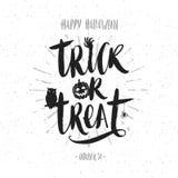 Illustrazione di Halloween Immagini Stock Libere da Diritti