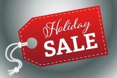Illustrazione 1 di Hang Tag Holiday Sale Vector Immagini Stock Libere da Diritti