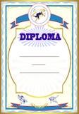 Illustrazione di judo Disegnato a mano Immagine Stock Libera da Diritti