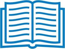 Illustrazione di libro di vettore Fotografia Stock