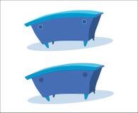 Illustrazione di mobilia Fotografie Stock