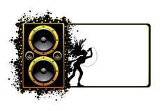 Illustrazione di musica royalty illustrazione gratis