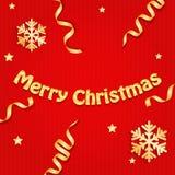 Illustrazione di Natale Immagine Stock