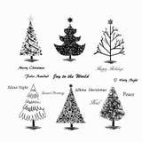 Illustrazione di Natale illustrazione vettoriale