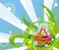 Illustrazione di Pasqua Immagini Stock