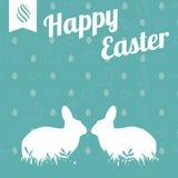 Illustrazione di Pasqua Fotografia Stock
