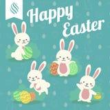Illustrazione di Pasqua Fotografie Stock