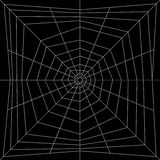 Illustrazione di Spiderweb Fotografia Stock