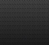 Illustrazione di struttura del metallo del carbonio Fotografia Stock