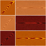Illustrazione di struttura delle plance di legno Immagine Stock