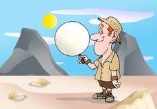 Segno di safari royalty illustrazione gratis