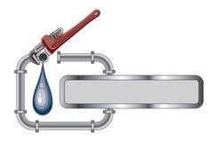 Scandagliare disegno con i tuffatori illustrazione for Migliori tubi per l impianto idraulico