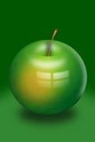 Illustrazione di una mela Royalty Illustrazione gratis
