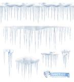 Illustrazione di vettore dei ghiaccioli