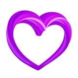 Illustrazione di vettore del cuore 3d dell'icona di carità Concetto di logo di cura, di aiuto e di carità Illustrazione Vettoriale