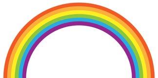 Arcobaleno illustrazione di stock