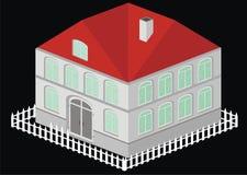 Illustrazione di vettore della casa Immagine Stock