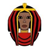 Illustrazione di vettore di Cleopatra Illustrazione di Stock