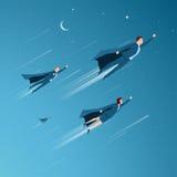 Illustrazione di vettore di concetto di affari illustrazione di stock