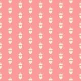 Illustrazione di vettore di principessa Seamless Pattern Background Immagini Stock