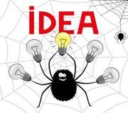 Illustrazione di vettore Idea Fotografia Stock Libera da Diritti