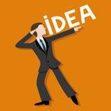Illustrazione di vettore Idea royalty illustrazione gratis
