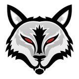 Illustrazione di vettore lupo Immagine Stock Libera da Diritti