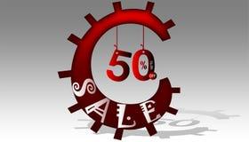 Illustrazione eps10 di vettore di concetto di vendita illustrazione di stock