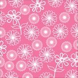 Illustrazione floreale Fotografia Stock