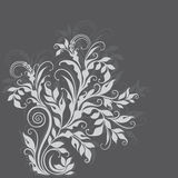 Illustrazione floreale decorativa elegante royalty illustrazione gratis