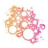 Illustrazione fluida illustrazione vettoriale