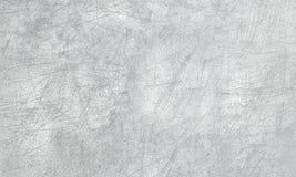 Illustrazione graffiata di struttura 3D del metallo illustrazione di stock