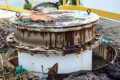 Illustrazione grezza di vettore di oil Immagine Stock