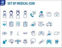 Illustrazione infographic di progettazione dell'elemento di vettore medico di salute illustrazione vettoriale
