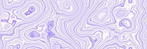 Illustrazione liquida astratta fluida di arte Pittura acrilica su tela illustrazione vettoriale