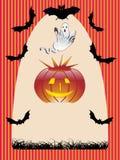 Illustrazione per Halloween Fotografie Stock
