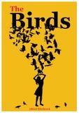Illustrazione per il manifesto gli uccelli illustrazione vettoriale