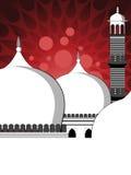 Illustrazione per kareem ramadan Fotografie Stock Libere da Diritti