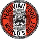 Illustrazione peruviana dell'alimento Fotografia Stock Libera da Diritti